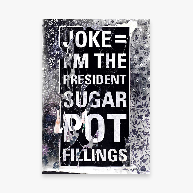 Joke = I'm encart