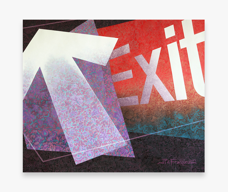 New York Exit 780